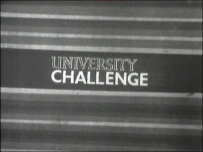 University Challenge - UKGameshows